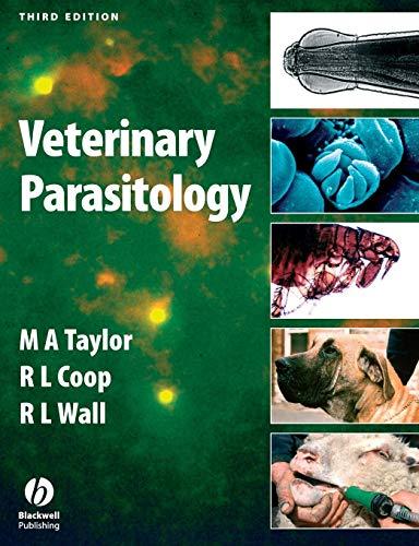 9781405119641: Veterinary Parasitology