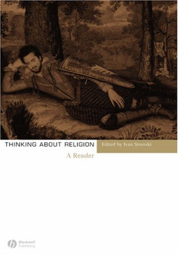 9781405120111: Thinking about Religion: An Historical Introduction to Theories of Religion