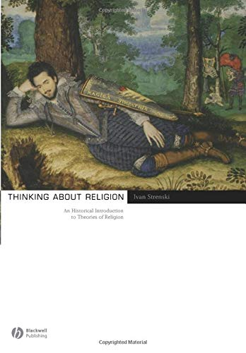 9781405120128: Thinking About Religion: An Historical Introduction to Theories of Religion