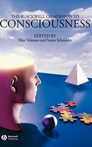 9781405120197: Blackwell Companion to Consciousness
