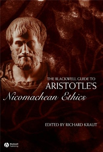 9781405120203: The Blackwell Guide to Aristotle's Nicomachean Ethics (Blackwell Guides to Great Works)