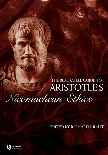 9781405120210: The Blackwell Guide to Aristotle's Nicomachean Ethics (Blackwell Guides to Great Works)
