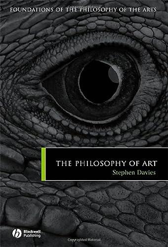 9781405120227: The Philosophy of Art