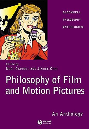 9781405120272: Philosopy Film Motion Picture: An Anthology (Blackwell Philosophy Anthologies)