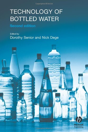 9781405120388: Technology of Bottled Water