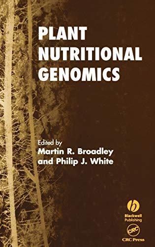 Plant Nutritional Genomics (Hardback)