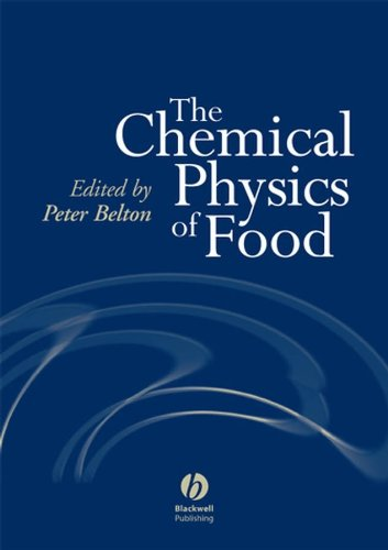 9781405121279: The Chemical Physics of Food