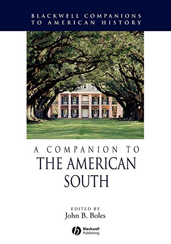 9781405121309: A Companion to the American South