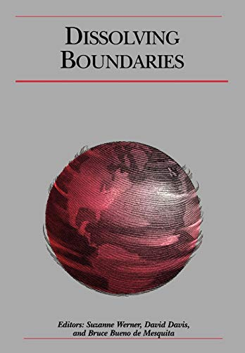 Dissolving Boundaries (Paperback)