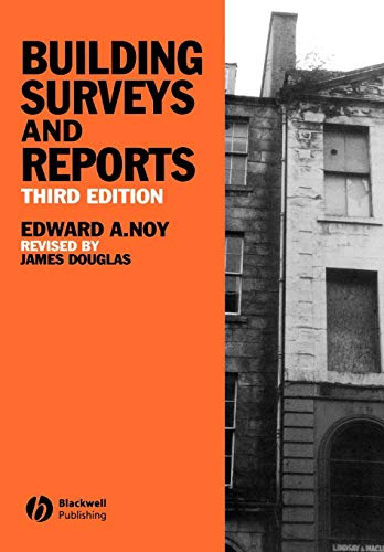 9781405121477: Building Surveys and Reports