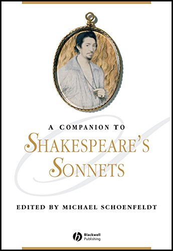 9781405121552: A Companion to Shakespeare's Sonnets (Blackwell Companions to Literature and Culture)