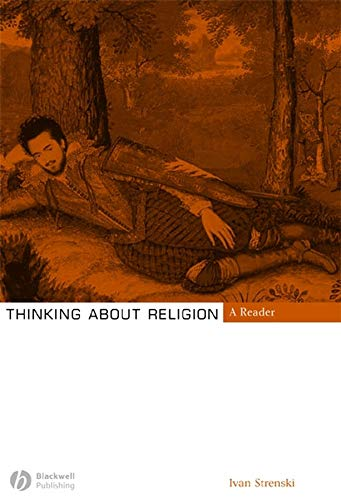 9781405121668: Thinking About Religion: A Reader