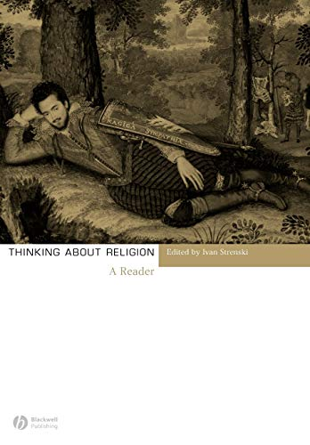 9781405121675: Thinking About Religion: A Reader