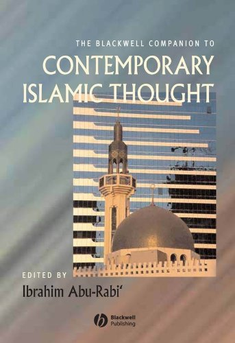 The Blackwell Companion to Contemporary Islamic Thought (Hardback)