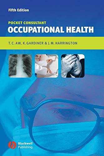 9781405122214: Occupational Health: Pocket Consultant