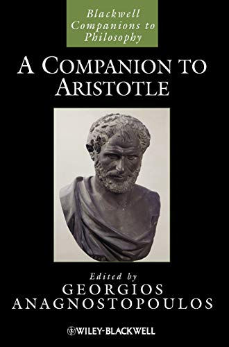 9781405122238: A Companion to Aristotle
