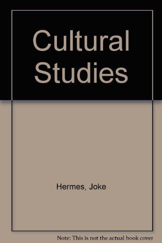 9781405122467: Cultural Studies