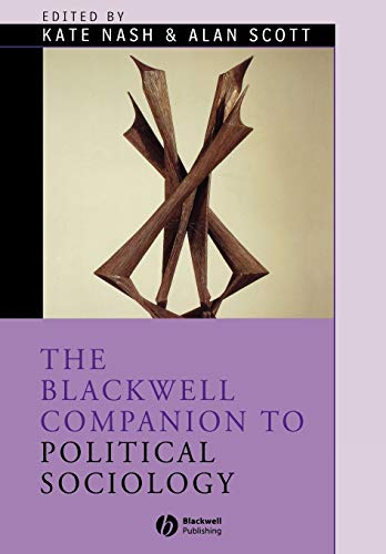 9781405122658: The Blackwell Companion to Political Sociology