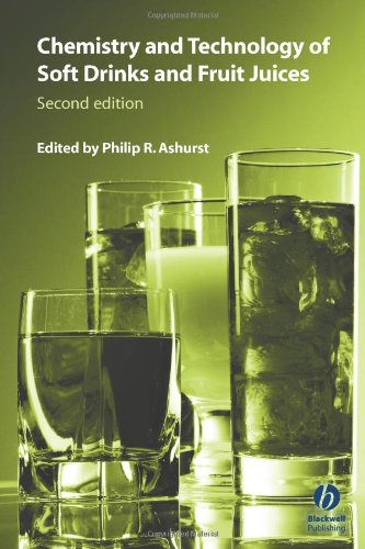 9781405122863: Chemistry and Technology of Soft Drinks and Fruit Juices