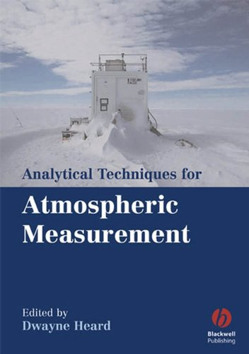 9781405123570: Analytical Techniques for Atmospheric Measurement