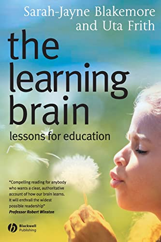 9781405124010: The Learning Brain: Lessons for Education