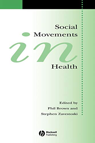9781405124492: Social Movements in Health