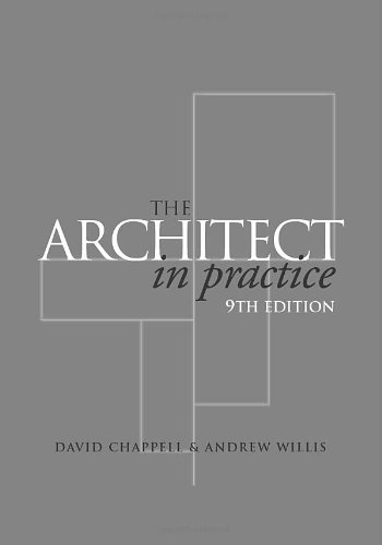 9781405124676: The Architect in Practice