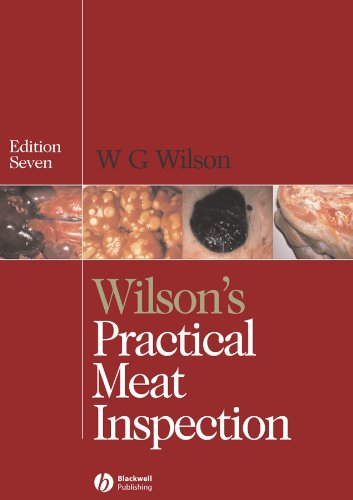 9781405124935: Wilson's Practical Meat Inspection