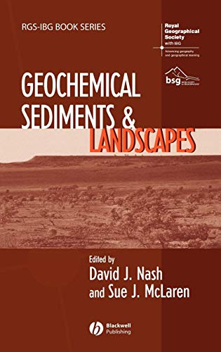 9781405125192: Geochemical Sediments and Landscapes