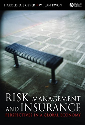 9781405125413: Risk Management and Insurance: Perspectives in a Global Economy