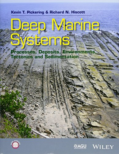 9781405125789: Deep Marine Systems: Processes, Deposits, Environments, Tectonics and Sedimentation (Wiley Works)