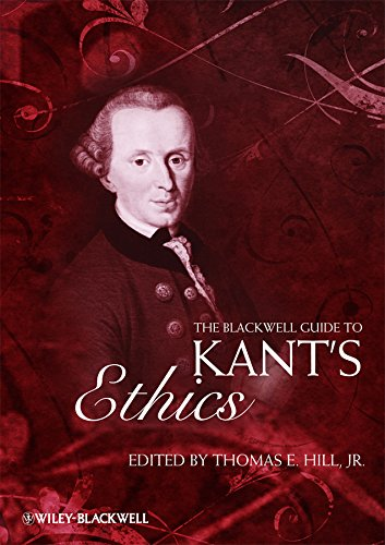 9781405125819: The Blackwell Guide to Kant's Ethics (Blackwell Guides to Great Works)