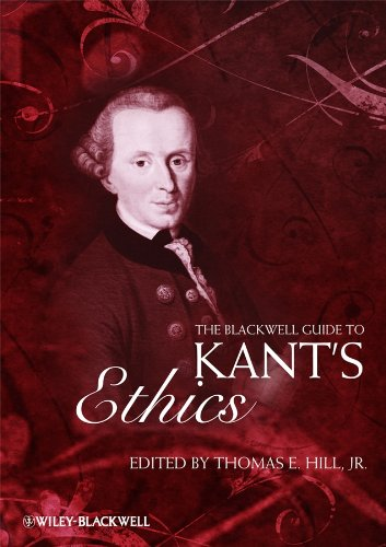 9781405125826: The Blackwell Guide to Kant's Ethics