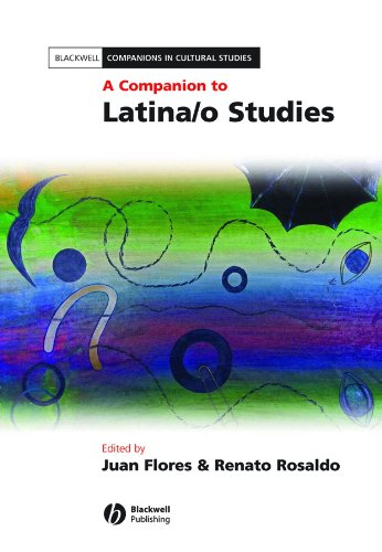 9781405126229: A Companion to Latina/o Studies (Blackwell Companions in Cultural Studies)