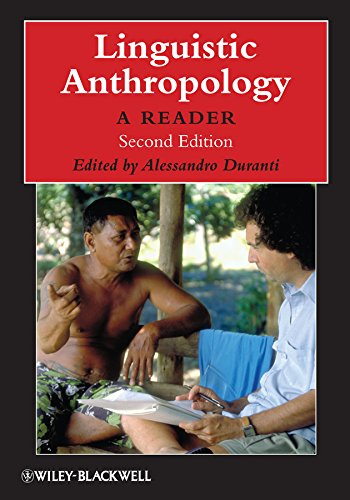 9781405126335: Linguistic Anthropology: A Reader