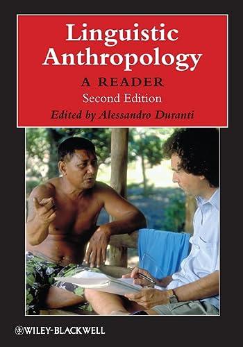 Linguistic Anthropology: A Reader (Hardback)