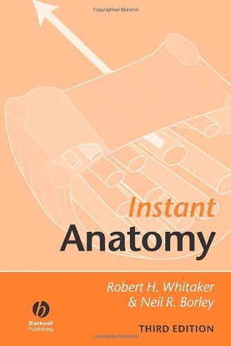 9781405126649: Instant Anatomy