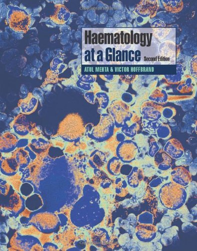 9781405126663: Haematology at a Glance