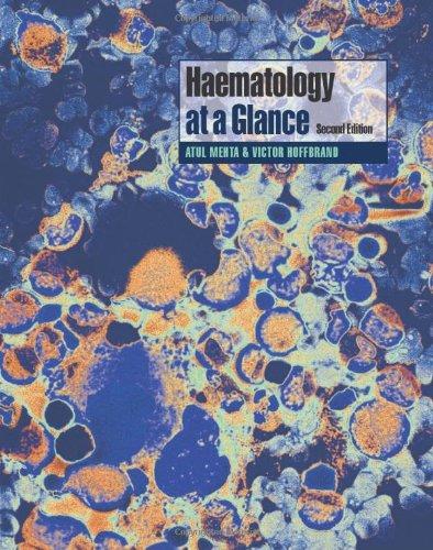 Haematology at a Glance: Mehta, Atul B.