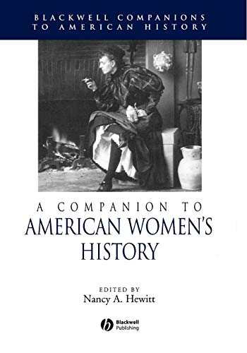 9781405126854: A Companion to American Women's History