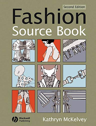 9781405126939: Fashion Source Book