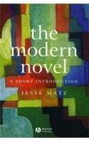 9781405127011: The Modern Novel: A Short Introduction (Blackwell Introductions to Literature)
