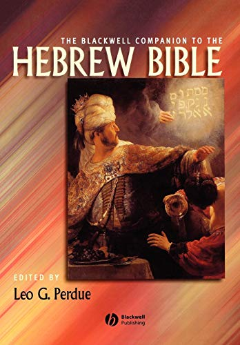 9781405127202: The Blackwell Companion to the Hebrew Bible