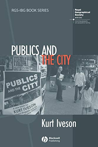 9781405127301: Publics and the City