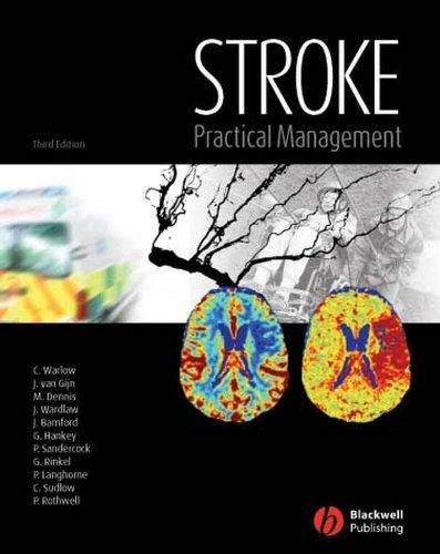 9781405127660: Stroke: Practical Management