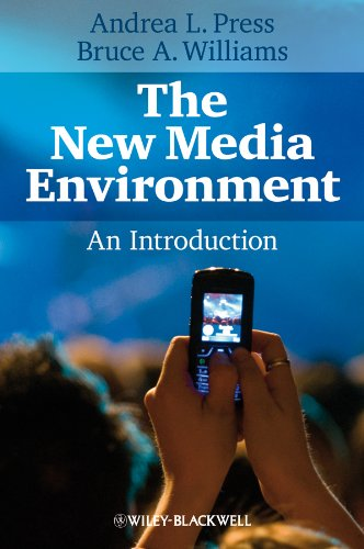 9781405127684: The New Media Environment: An Introduction