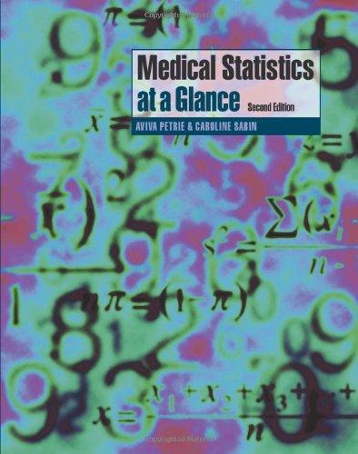 9781405127806: Medical Statistics at a Glance