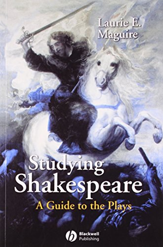 9781405127929: Studying Shakespeare A Guide to the Plays