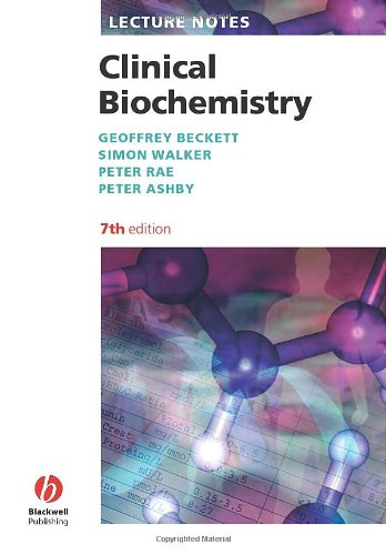9781405129596: Lecture Notes Clinical Biochemistry