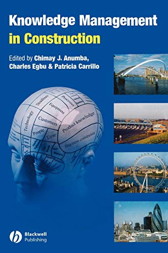 9781405129725: Knowledge Management in Construction